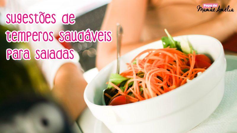 tempero para saladas