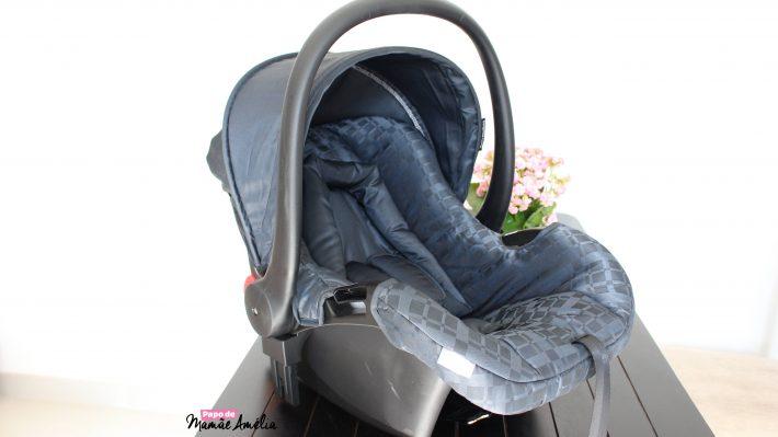 Cadeira para Auto Baby da Burigotto